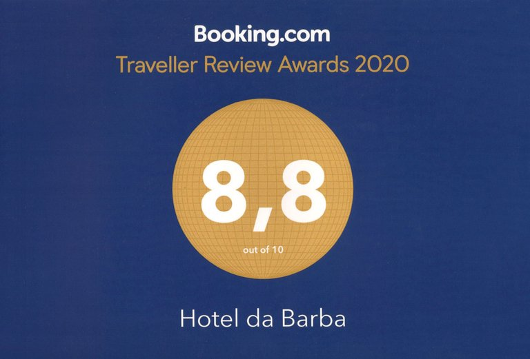 booking review awards 2020 w