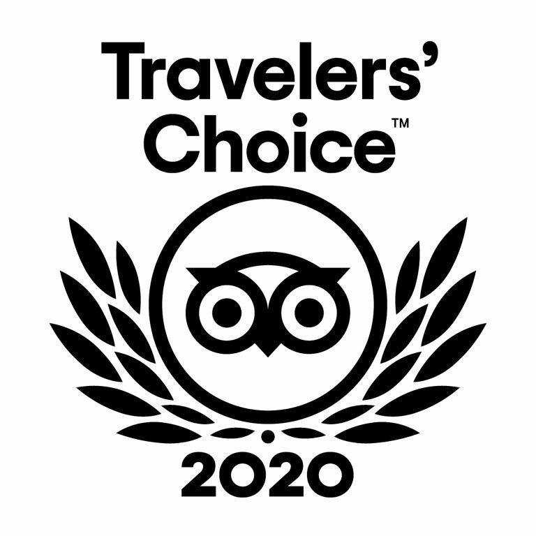 tripadvisor travellers choice 2020 w